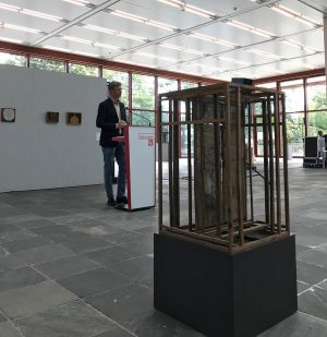 Belvedere 21 ZBYNĚK SEKAL #zbyneksekal 27. August 2020 Eröffnung: #opening Donnerstag, 27. August 2020 Sprecher_innen: #StellaRollig, Generaldirektorin...