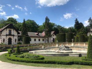 Another good day ☀️ another beautiful place in Vienna #enjoyingvienna #lainzertierpark #hermesvillawien Wien ...