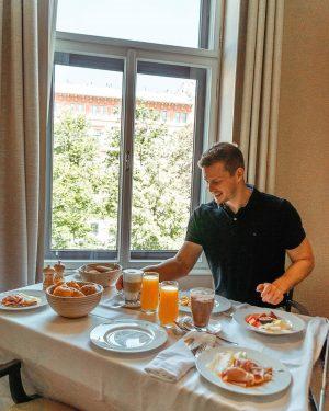 😋EIN GUTES ESSEN IST BALSAM FÜR DIE SEELE😋 . Wie wir uns auf das Essen in Wien...