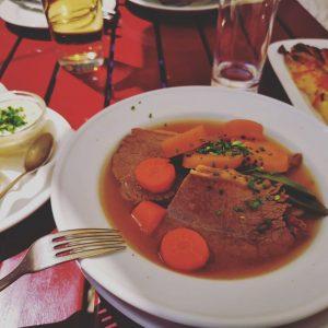 Schön wieder hier zu sein ❤️ #vienna #foodstagram #lecker #weloveaustria Gasthaus Pöschl früher Immervoll