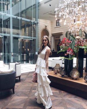 Enjoy timeless elegance in our beautiful lobby lounge, just like @chantaltru ✨ #palaishansenkempinski ...
