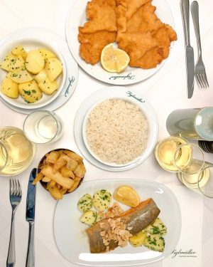 Nothing short of perfection!! @figlmueller Best schnitzel in Vienna The most famous Figlmüller, ...