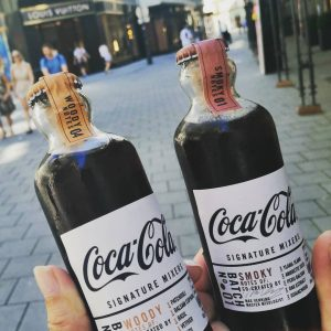 Foodie hunts 🙃🥤🌯#cocacola #Cola #smoky #woody #gourmet #light #vienna #fancydrinks #schritte #summervibes #unterwegs #falafel #tuna #fitfoodie #tortillas...