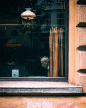 📰 Cafe Kultur ___ #35mm #leicam10p Café Sperl
