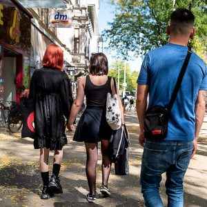 Afternoon walk Leica Q Maria Hilfestraße