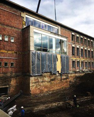 under construction: #wienmuseum Karlsplatz