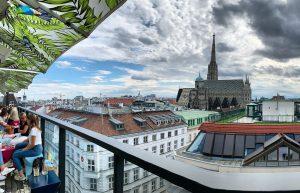 🍹🍸#Vienna @aloha_cinzi LAMÉE ROOFTOP