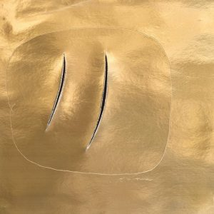 #CurrentMood? Lucio Fontana, 'Concetto Spaziale', was sold at Dorotheum in 2019 for 94,000 euros. 'I do not...