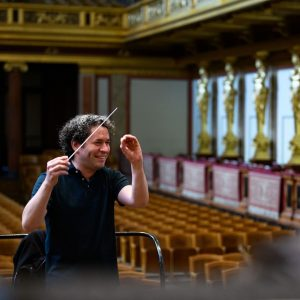 Our first concert of the new season takes place at the Grafenegg Festival under the baton of...