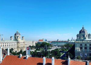 Sightseeing in Wien, #Libelle MQ – MuseumsQuartier Wien
