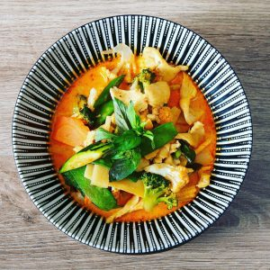 Kokos Curry Huhn mit Jasmin Reis /// das Beeeeeeeste bei Regenwetter /// wir freuen uns auf Euch...