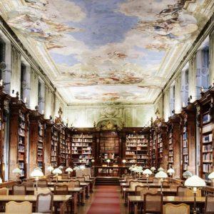 Österreichische Nationalbibliothek 🏢📚📚 Österreichische Nationalbibliothek