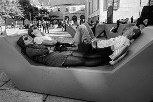 Siesta 😴 MQ – MuseumsQuartier Wien