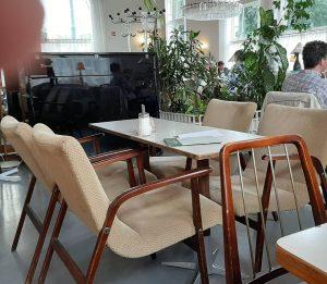 #fotobojanschnabl #60ies #interior Café Prückel