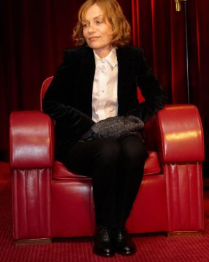 MEMORIES Isabelle Huppert at the Viennale 2008 - only one of the many, ...