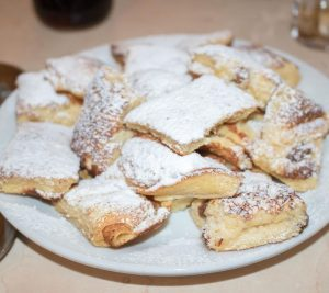 #kaiserschmarrn #austria #virnna #traditionalfood Cafe Tirolerhof