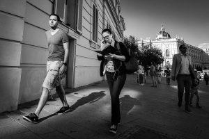 On the light-spot Leica Q