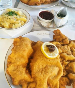 Every hour with #Schnitzel is a golden hour! ✨ #schnitzellove⁠ ⁠ Picture by: ...