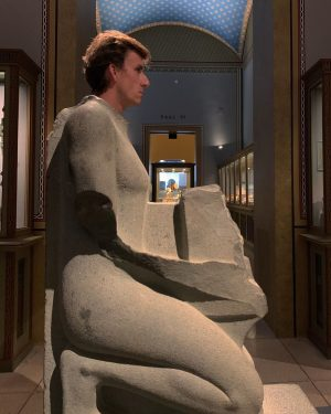 🧟♂️ Maxhenacon 🏺 #été2020 #vienne #austria #kunstmuseum #egypt #antiquities #art Kunsthistorisches Museum Vienna