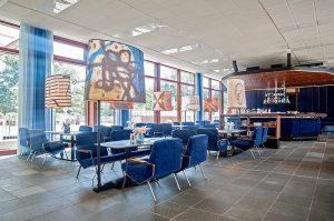 i shot the wonderful interior at lucybar @belvedere21wien for @eichingeroffices #photography #architecture #vienna ...