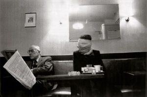 Gottfried Helnwein Aktion, Cafe Alt Wien, 1976. #helnwein #gottfriedhelnwein #aktionismus