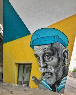 Hunting new #graffiti #streetart in #vienna #donaukanal at #spittelau #ig_wien #igerswien #igers🇦🇹 #ig_austria ...