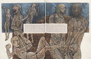 """Unsere aktuelle Abstimmung zum """"besonderen Objekt"""" steht ganz im Zeichen zeitgenössischer Buchkunst: Die Österreichische Nationalbibliothek verwahrt in..."""