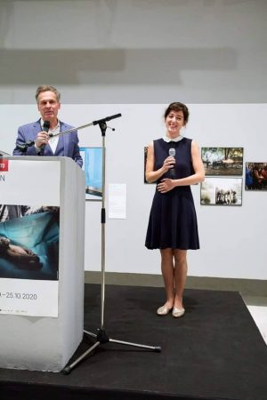 💥EXHIBITION OPENING✨  On 10.09. the exhibition WORLD PRESS PHOTO 20 opened at WestLicht. Special guest was...