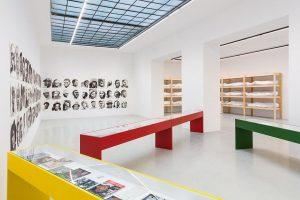 OLU OGUIBE curated by Bonaventure Soh Bejeng Ndikung is on view until 26 ...