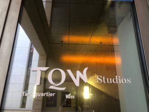 New Project! At the beautiful @tanzquartierwien MQ – MuseumsQuartier Wien
