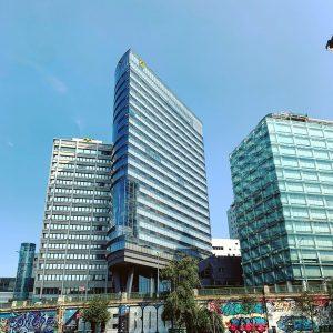 #wien #vienna #donaukanal #skyscraper