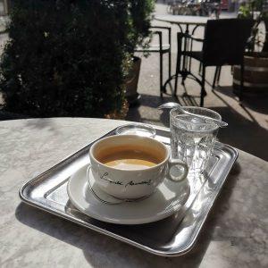 #espressobreak #cafehawelka #kaffeehaus #kaffeehaushawelka #hawelkawien #cafe #traditional #vienna #wien Café Hawelka