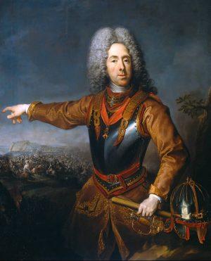 Prinz Eugen von Savoyen Prinz Eugen von Savoyen gilt als einer der bedeutendsten ...