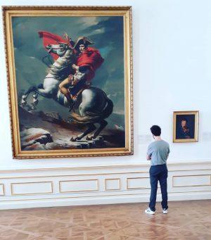 #napoleon #napoleone #belvedere #belvederewien #wien🇦🇹 #austria #museum #art #artlover #love Belvedere Museum
