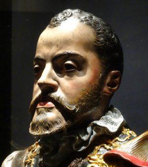 Busto de Felipe II, Pompeo Leoni y Baltasar F. Moll. #felipeii #imperioespañol #reydeespaña ...