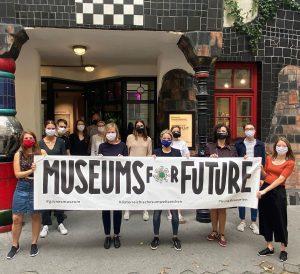 Museums For Future 📢 Als Teil von @museumsforfuture streiken wir als das Grünes Museum nächsten Freitag, den...