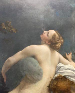 """Antonio da Carreggio """"Jupiter und Io"""" Mangnifiqe! #artwork #antoniodacarregio Kunsthistorisches Museum Vienna"""
