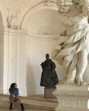 è metaforico [cit.] Belvedere Museum