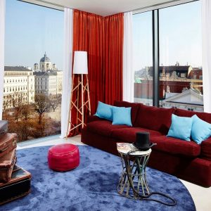 Let's spend the night together. A visit in Vienna has never been so relaxed. Receive now -20%...