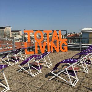 #parallelvienna2020 #rooftopbar #viewfromthetop #vienna #contemporaryart