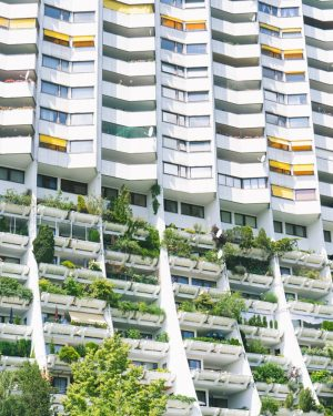 The Wohnpark Alterlaa is one of those crazy buildings in Vienna that will make you think 'Are...