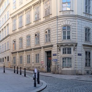 Innere Stadt: the first municipal district! The old town is located at the center of the Austrian...