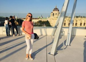 MQ LIBELLE On September 4th, the most beautiful cultural terrace in Vienna opened on the roof of the...