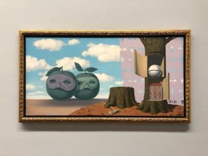 "Renè Magritte ""The Enchanted Domain"" 1953 #art #arte #artwork #artgallery #artistic #artlovers #artemoderna #painting #paintings #paintingoftheday #dipinto..."