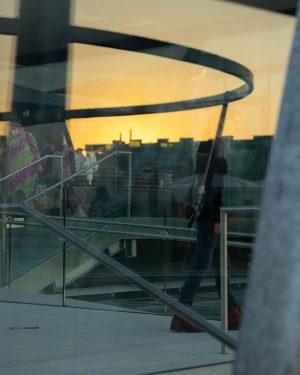 Foto Series MQ Libelle 1/3 for @viennatouristboard MQ – MuseumsQuartier Wien