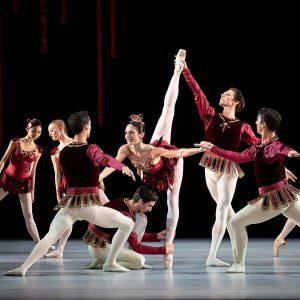 Endlich wieder Tanz im Haus! Mit »Jewels« feiern wir heute den ersten Ballettabend der Saison. Welcome Martin...
