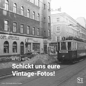 Schickt uns eure alten Wien-Fotos mit Beschreibung und Datum (falls vorhanden) an userfotos@derStandard.at! ...