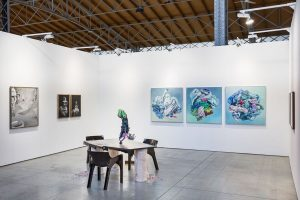 We are looking forward to seeing you at @viennacontemporary ! You can find ...