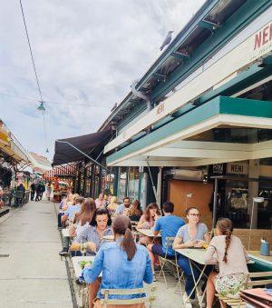 Das heutige Wetter ausnutzten ☺️ #kutschkermarkt #wien #wientipps #vienna #wienliebe #beautiful #vienna_austria #viennablogger ...