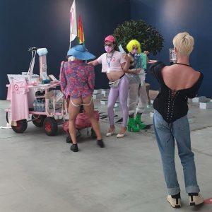 @queermuseumvienna__ at @viennacontemporary #artfair #irl #imagetour #queer #queermuseumvienna #vienna #queersolidarity #queerart #queerartists #queerartistsofinstagram ...